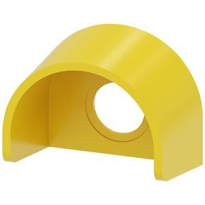Siemens SIRIUS-ACT Protective Collar for Emergency Stop Mushroom Pushbutton Yellow
