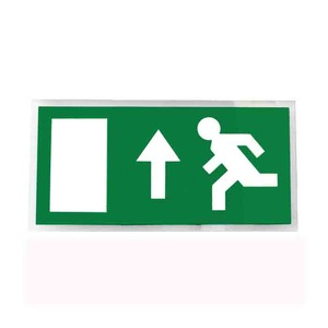 Newlec Euro Legend Arrow Up LED Ceiling/Suspended Exit Sign IP20