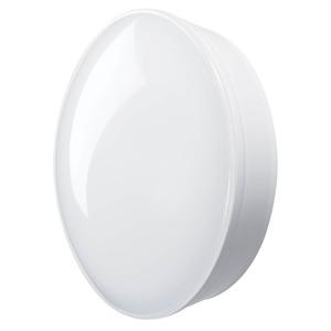 JCC RadiaLED Optimum Opal LED Luminaire 14W 4000K 300 x 104mm White