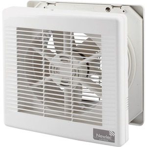 Newlec Commercial 230mm Fan with Fixed Grille