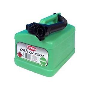 Heavy Duty Unleaded Fuel Can 5 Litre Green