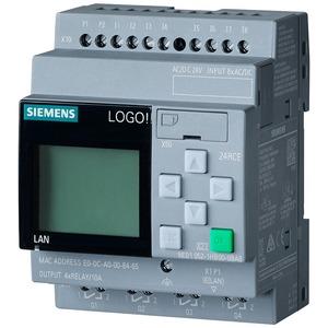 Siemens Logo! 24RCE Logic Module