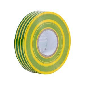 PVC Insulation Tape 33m Green/Yellow