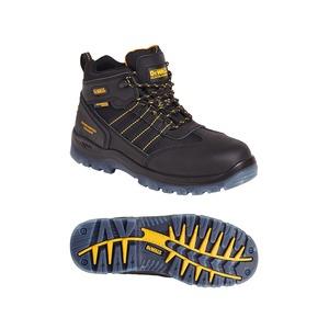 Nickel S3 Waterproof Hiker Boot Size 10 Black