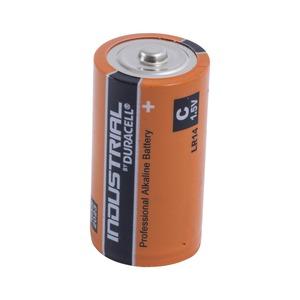 Duracell 1.5V C Alkaline-Manganese Dioxide Battery