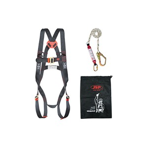2-Point Spartan Restraint Kit with 1.8m Fixed Lanyard