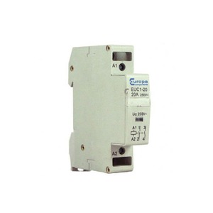 Contactors motor control industrial controls rexeluk europa modular contactor 230v 20a asfbconference2016 Image collections