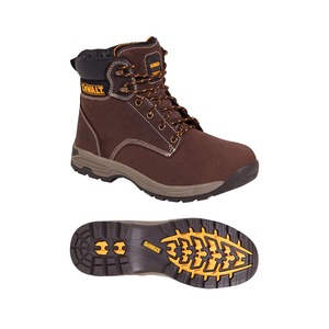Carbon Hiker Boot Brown Size 8