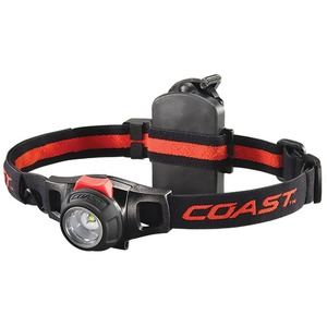 Coast 240lm Rechargeable Pure Beam Focusing Headlamp