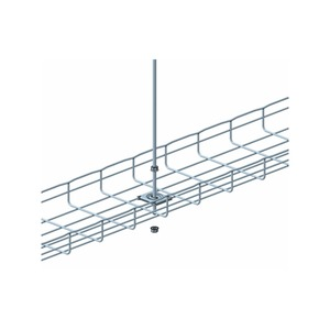 Legrand Swifts SW Pre-Galvanized Hold Down Clamp 30-54 x 100-200mm