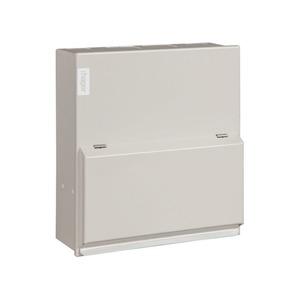 Hager Design 10 RCCB Incomer Consumer Unit 4-Way 63A 30mA