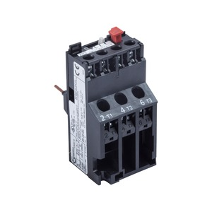 Newlec Overload Relay 7 to 10A Black
