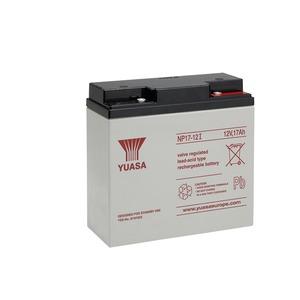 Yuasa 12V 17Ah Lead Acid Battery 181 x 76 x 167mm
