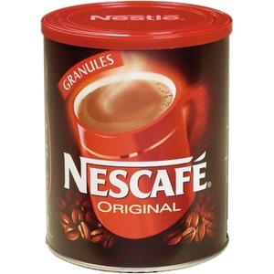Instant Coffee Granules Tin 750g