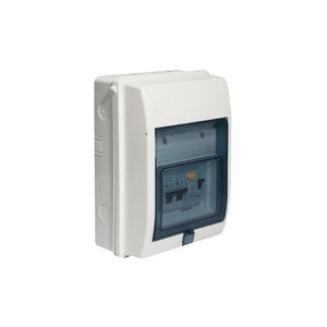 BG 5-Module IP65 Weatherproof Enclosure 170 x 230 x 100mm