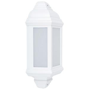 KSR Manta 10W 400lm LED Half Wall Lantern 4000K