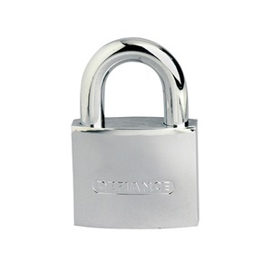 High Security Padlock 40mm Chrome