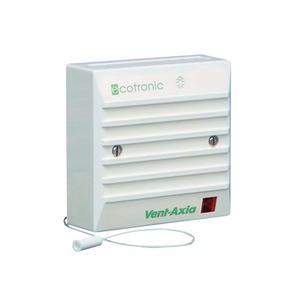 Axia Group 1A 220-240V Set Point Adjustable Electronic Humidity Sensor
