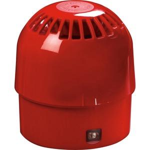 Apollo Sonos Intelligent Open-Area Sounder 97.5 x 103.8mm Red