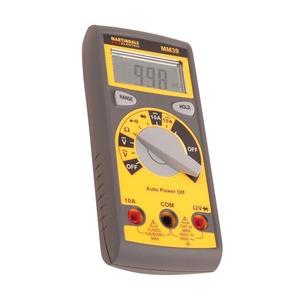 Martindale Auto Range Standard Digital Multimeter 68 x 143 x 47mm Grey