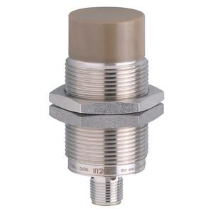 IFM 10-36VDC PNP Inductive Sensor 22mm Sensing Range PEEK 100Hz M12/M30 x 1.5
