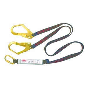 Spartan Twin Tail Lanyard 2m