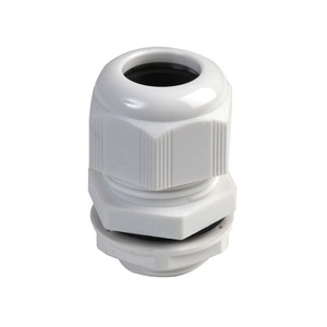 Elkay Nylon Standard Cable Gland M25 12-18mm White