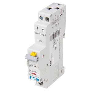 Eaton 1-Pole 16A Residual Current Circuit Breaker 10kA 17.7 x 102 x 76mm