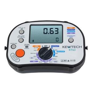 Newlec Digital 5-In-1 Multifunction Tester IP54 130 x 196 x 73mm
