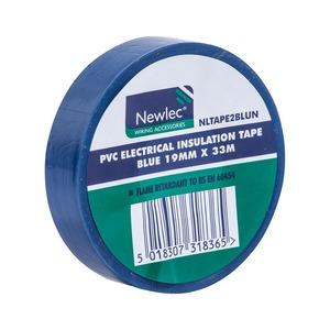 PVC Insulation Tape 33m Blue