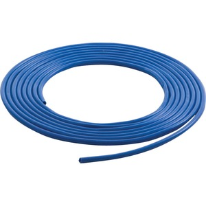 Newlec PVC Sleeving 4mm Blue