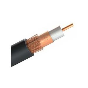 Copper Coaxial Cable 100m Black