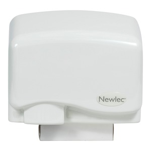 Newlec 2kW Automatic Hand Dryer 225 x 275 x 160mm White