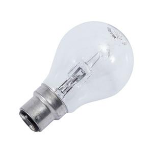 Newlec Halogen Eco GLS Lamp 77W B22 1320lm 2800K Warm White
