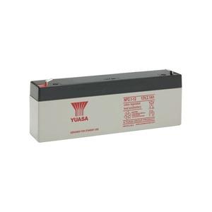 Yuasa 12V 2.1Ah Lead Acid Battery 178 x 34 x 64mm