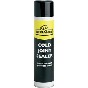 Cold Joint Sealer Aerosol 600ml Black