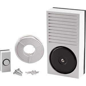 Newlec Doorbell Kit - Battery Powered Underdome