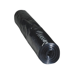 250 Micron DPM Sheet 4 x 25m Black