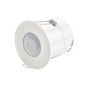 CP Compact Flush Mount Ceiling PIR Presence/Absence Detector IP40