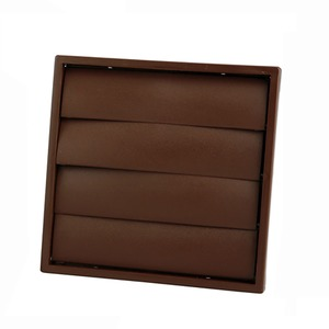 Newlec Gravity Brown Wall Grille 150mm