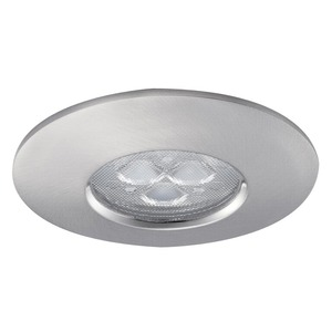 Hybrid7 7.2W 500lm Integrated LED Downlight 4000K 145 x 87 x 104mm Brushed Nickel