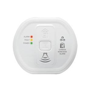 Aico Battery Powered Carbon Monoxide Alarm 120 x 105 x 45mm White