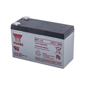Yuasa 12V 7Ah Lead Acid Battery 151 x 65 x 97.5mm