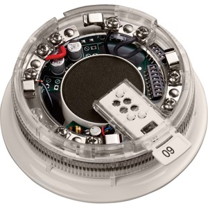 Apollo 28V Intelligent Sounder Visual Indicator Base with Isolator for XP95 Detector