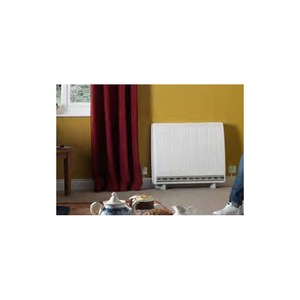 Dimplex Quantum 700W Storage Heater 230-240V 703 x 730 x 185mm White