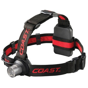 Coast 175lm Utility Fixed Beam Headlamp