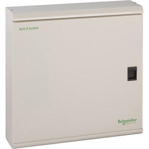 Schneider Acti9 Isobar 34-Way SP Extension Enclosure 940 x 884 x 239mm White