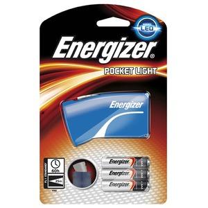 Energizer 8lm Pocket LED Torch Blue