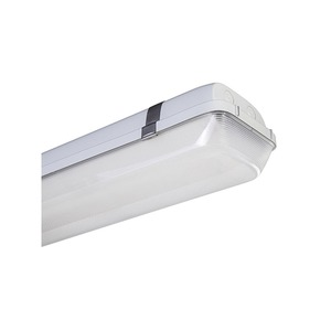 Thorn AquaForce II LED 4300 HF Luminaire 1300 x 147 x 118mm Cool White