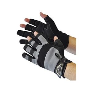 Matrix Mechanics Fingered PVC/Neoprene Glove Size 10 Black
